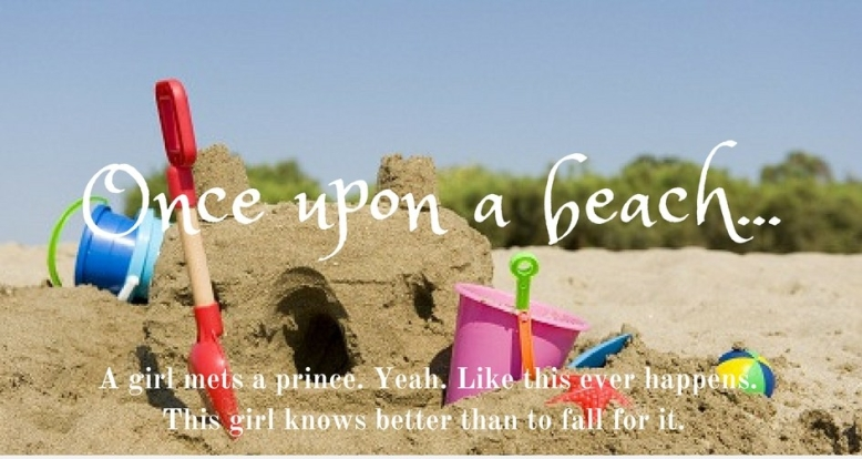once upon a beach