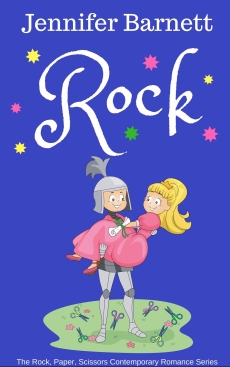 Rock by Jennifer Barnett (The Rock, Paper, Scissors Contemporary Romance Series)